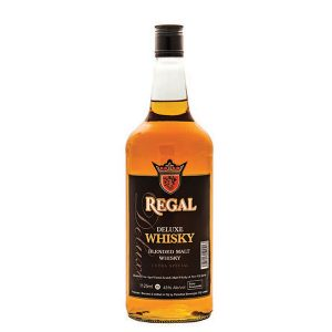 DELUX REGAL WHISKY 750ML