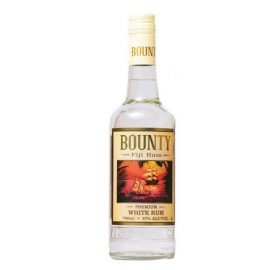 BOUNTY WHITE RUM 37% 1000ML