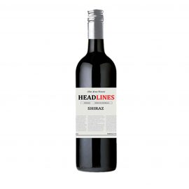 HEADLINES SHIRAZ 750ML