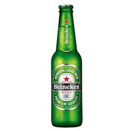 HEINEKEN BEER BOTT 330ML