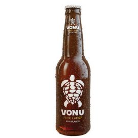 VONU LAGER BEER 330ML