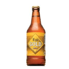 FIJI GOLD BEER 355ML