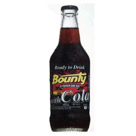 BOUNTY RUM & COLA BTL 355ML