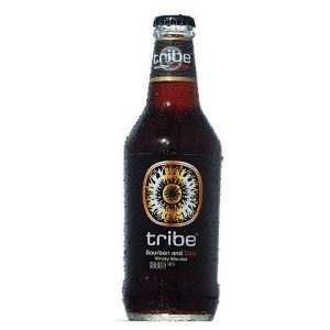 TRIBE BURBON & COLA 355ML